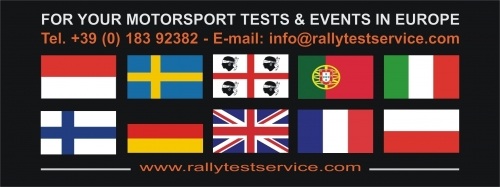 - RTS - Rally Test Service